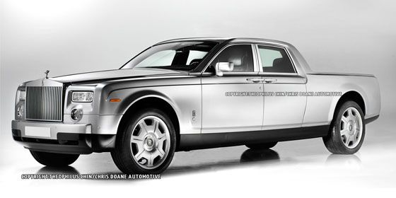 Expensive Trucks The Ultimate Pickup From Rolls Royce Pickuptrucks News