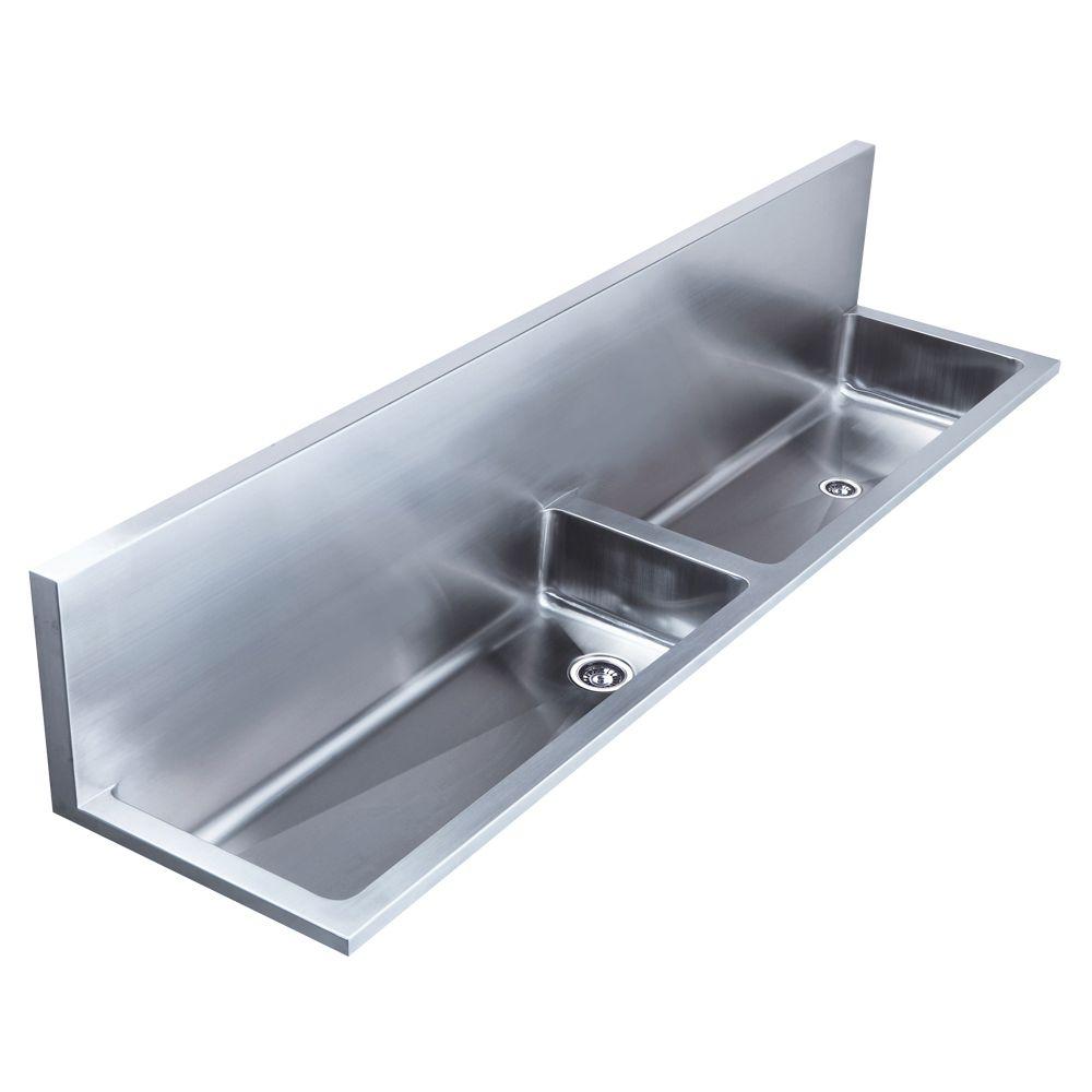 Whncd72 Kitchen Sinks Laundry Sinks Utility Sink Sink Metal Sink