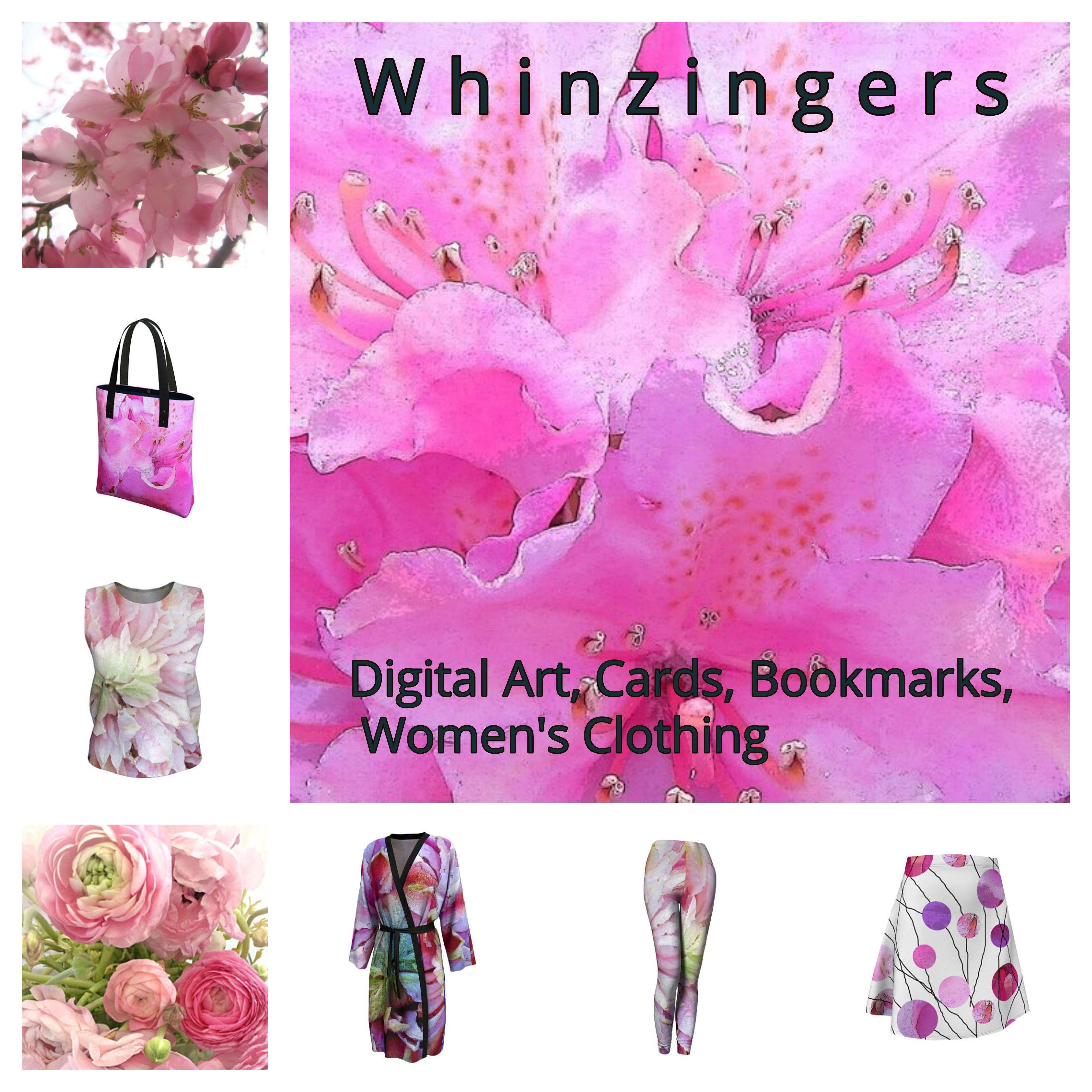 Etsy shop - Whimzingers