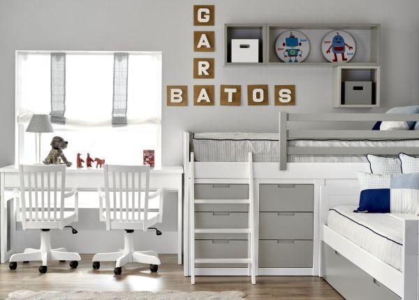 Mobiliario garabatos mobiliario dormitorio secundario 2 0 pinterest muebles muebles - Mobiliario habitacion bebe ...