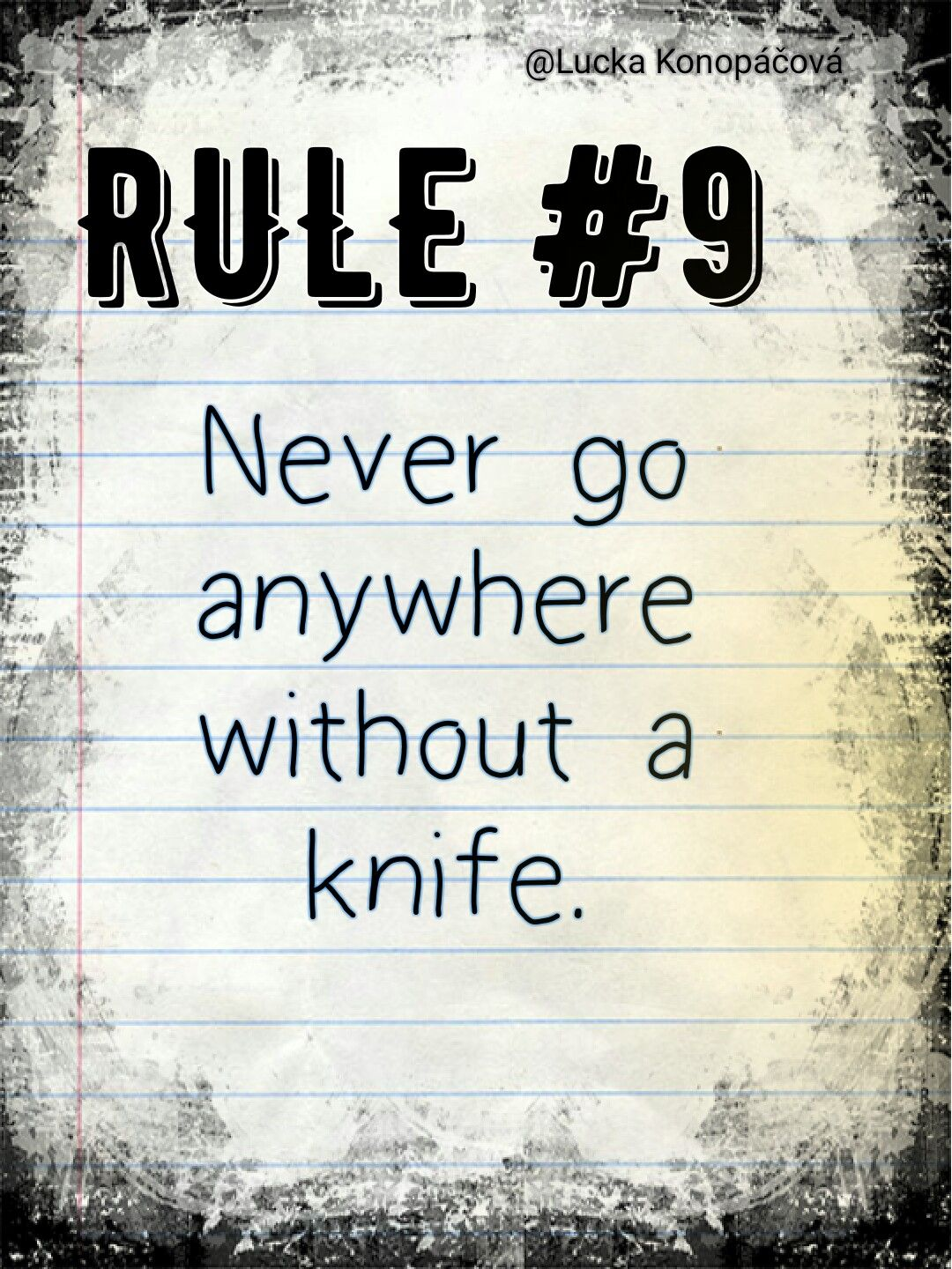 Rule 9 gibbs rules