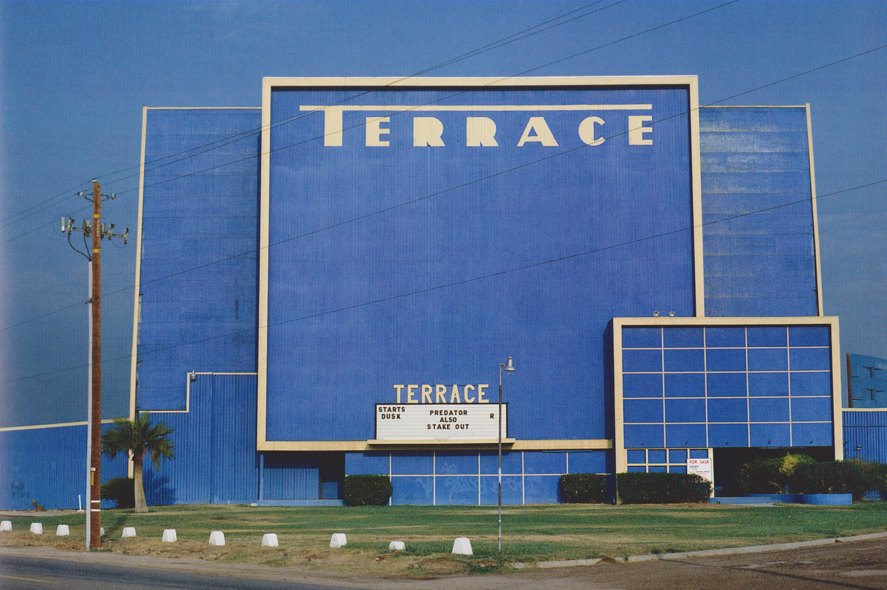 Terrace Drive In Bakersfield