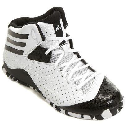 430638a92c1 Personalize seu estilo com a atitude do Tênis Adidas Nxt Lvl 4 Branco e  Preto