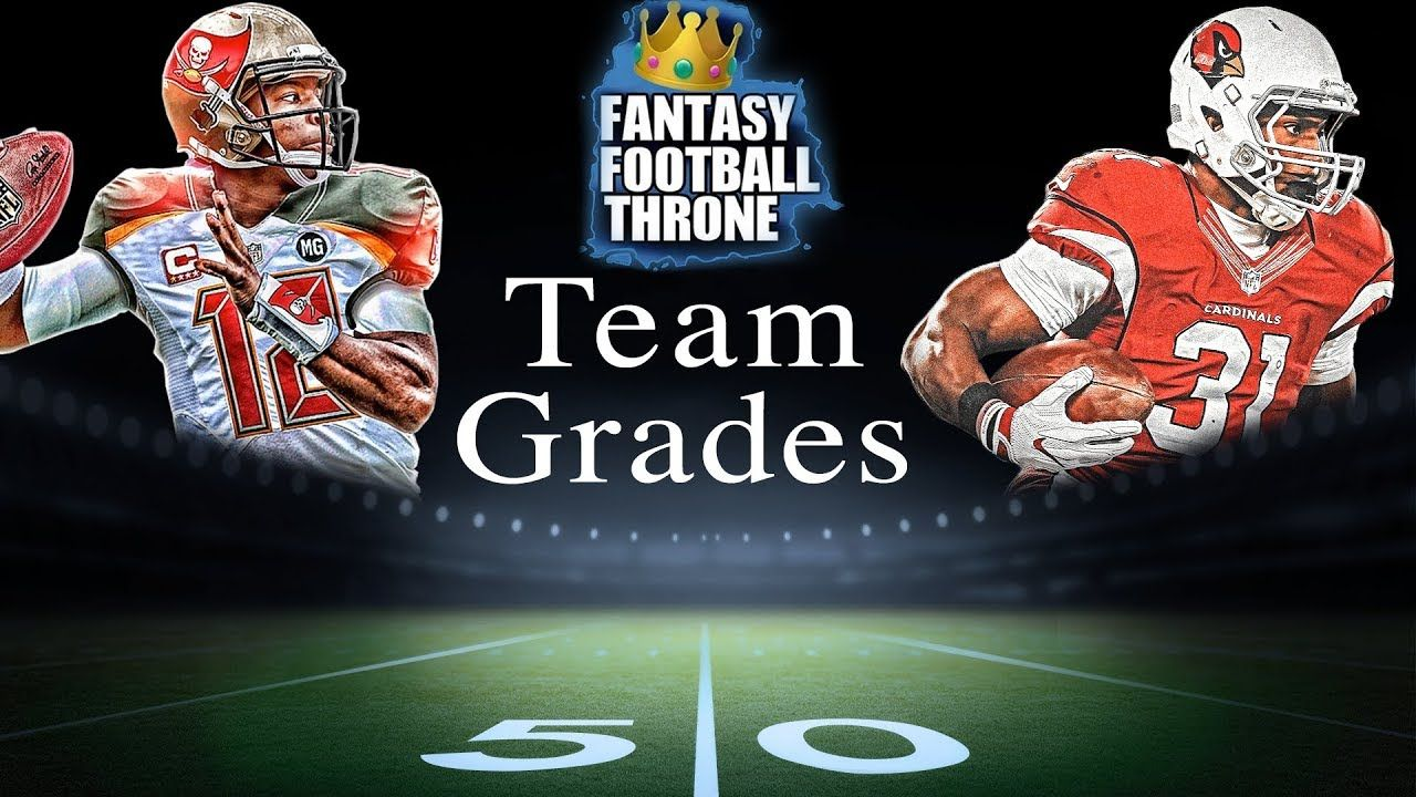 Draft results and team grades for the first ever Followers