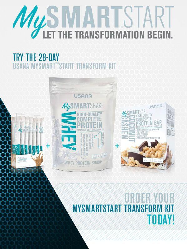 Shakes zur Gewichtsreduktion Usana Essentials