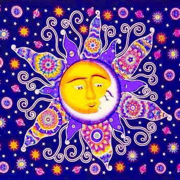 The Moon And The Sun Immagini Luna La Luna