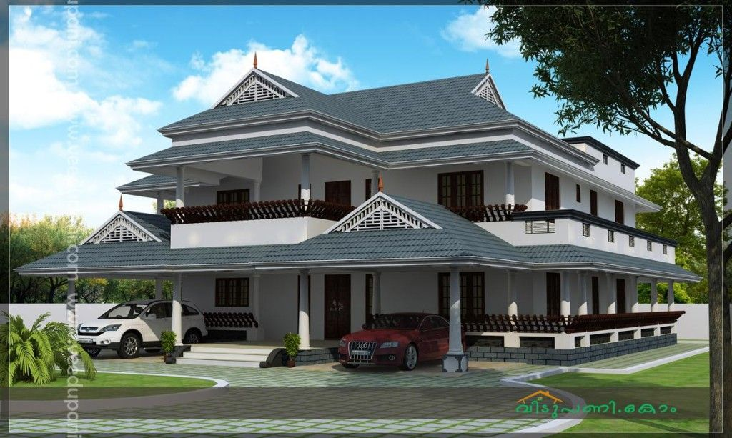 Entrancing 70 traditional house architecture inspiration for Traditional house plans kerala style