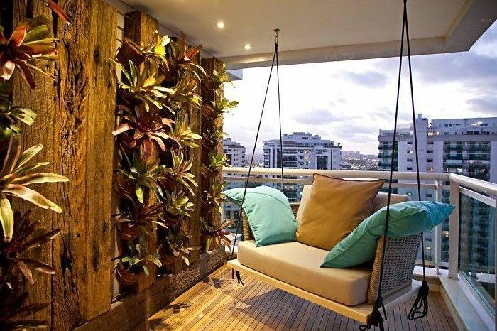 Photo of ▷ 1001+ Ideen zum Thema Schmalen Balkon gestalten und einrichten