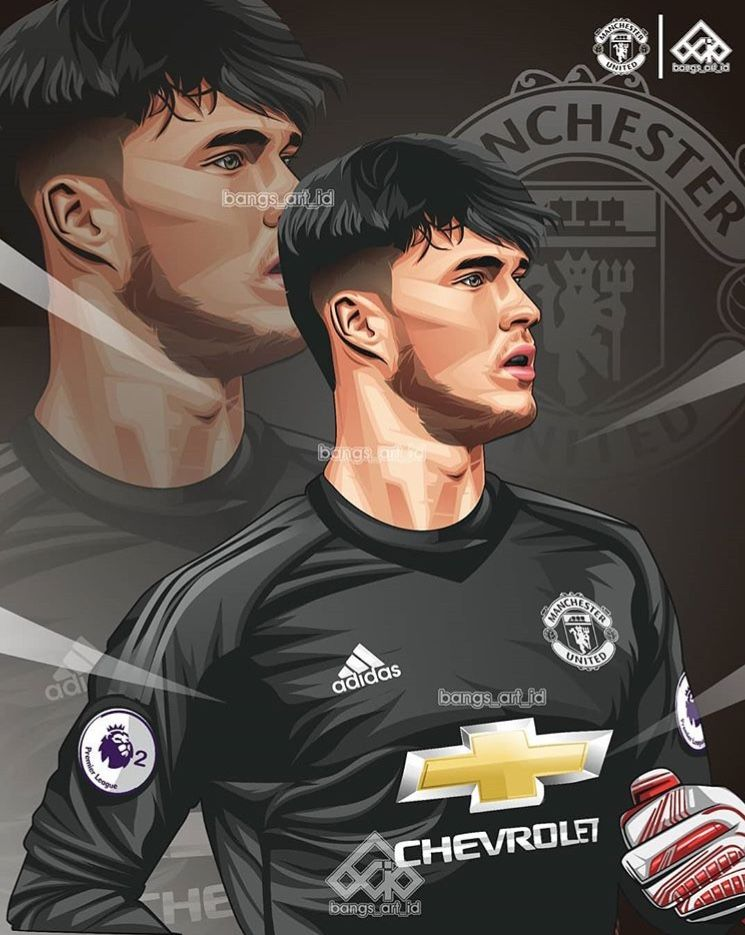 Get Great Manchester United Wallpapers Cartoon