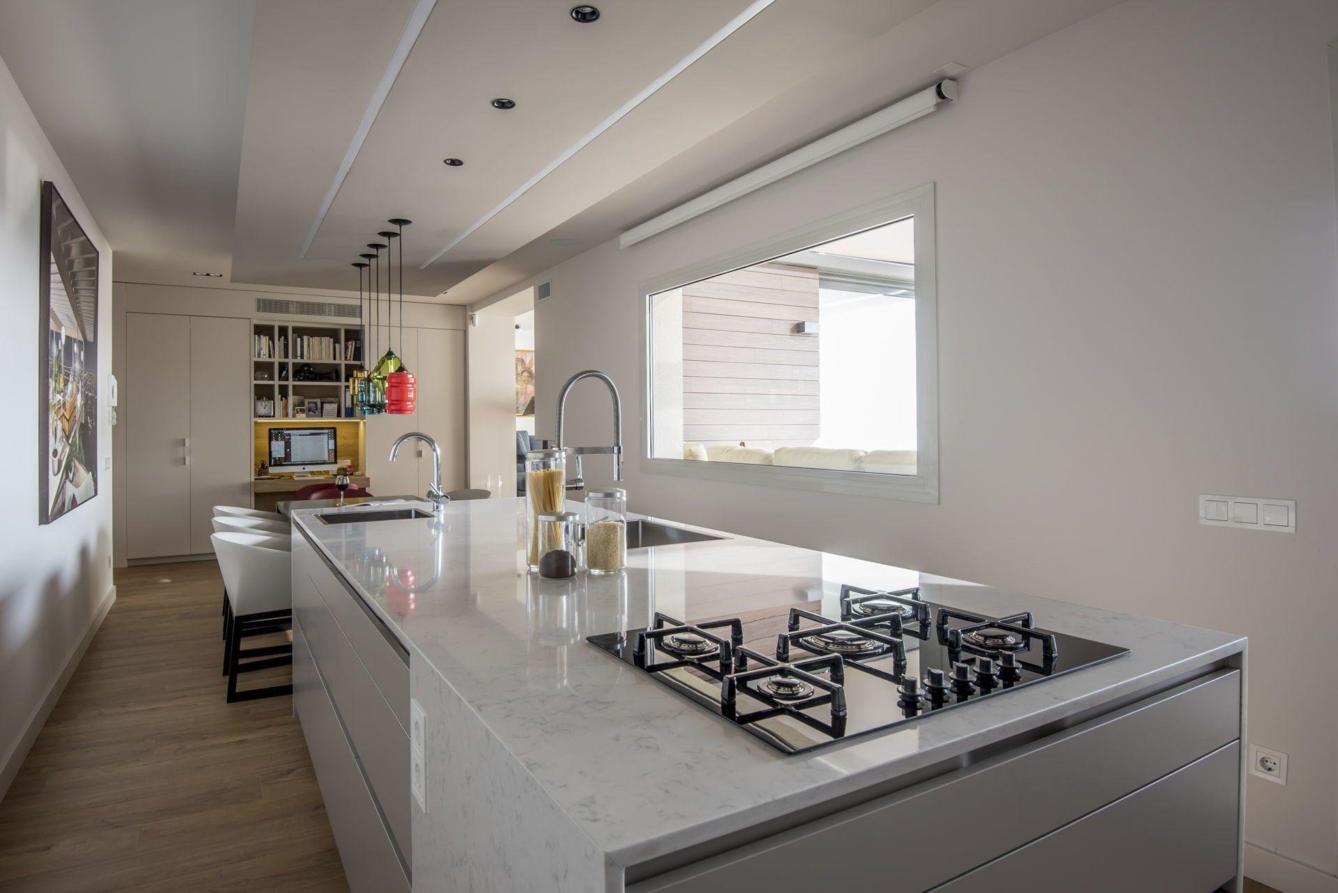 Santos Kitchen Una Cocina Pensada Para Reunirse Y Disfrutar En