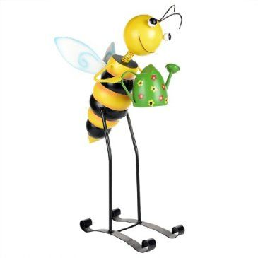 Standing Bee Decor http://shop.crackerbarrel.com/Standing-Bee-Decor/dp/B00BEZ41W8