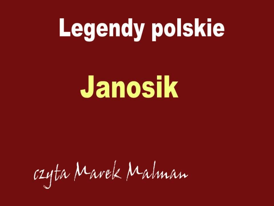 Janosik Legendy Polskie Youtube