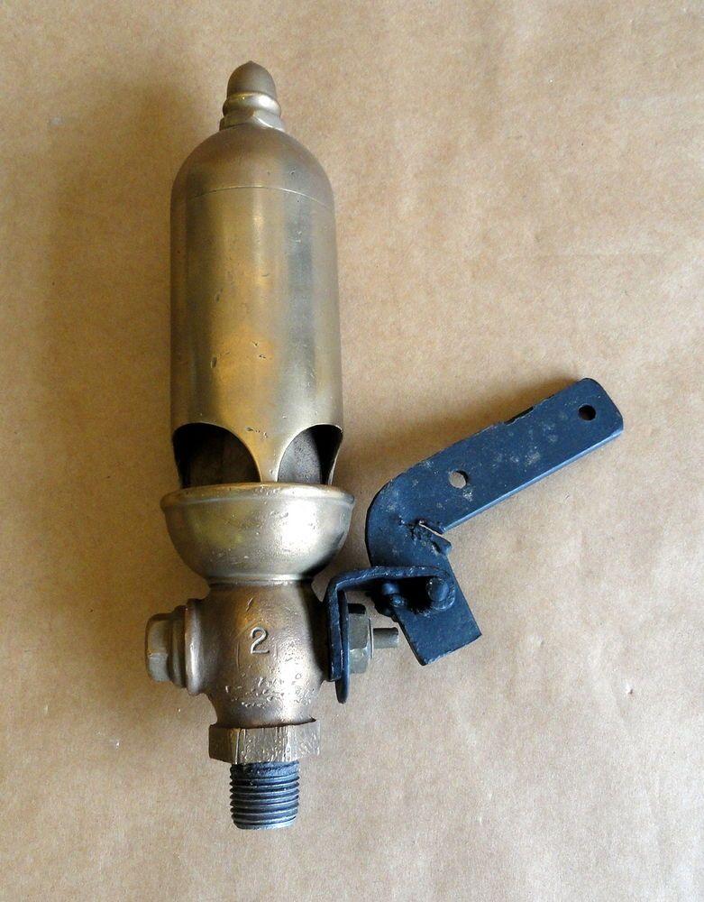 Wooden Train Whistle Keychain