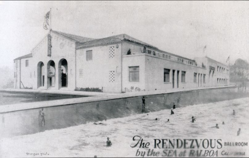 Rendezvous Ballroom On The Balboa Penninsula Los Angeles Dance Halls And Ballrooms History Facebook