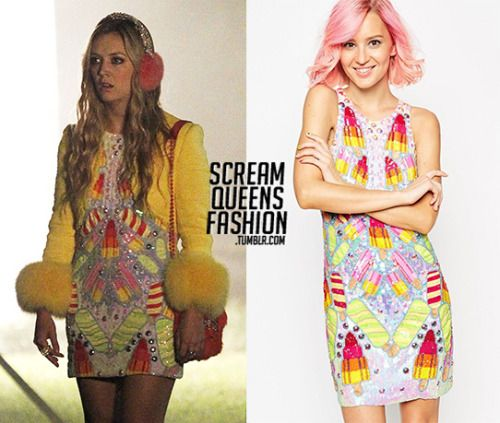 Scream Queens Fashion | Clothes/ Wardrobe from the FOX Series