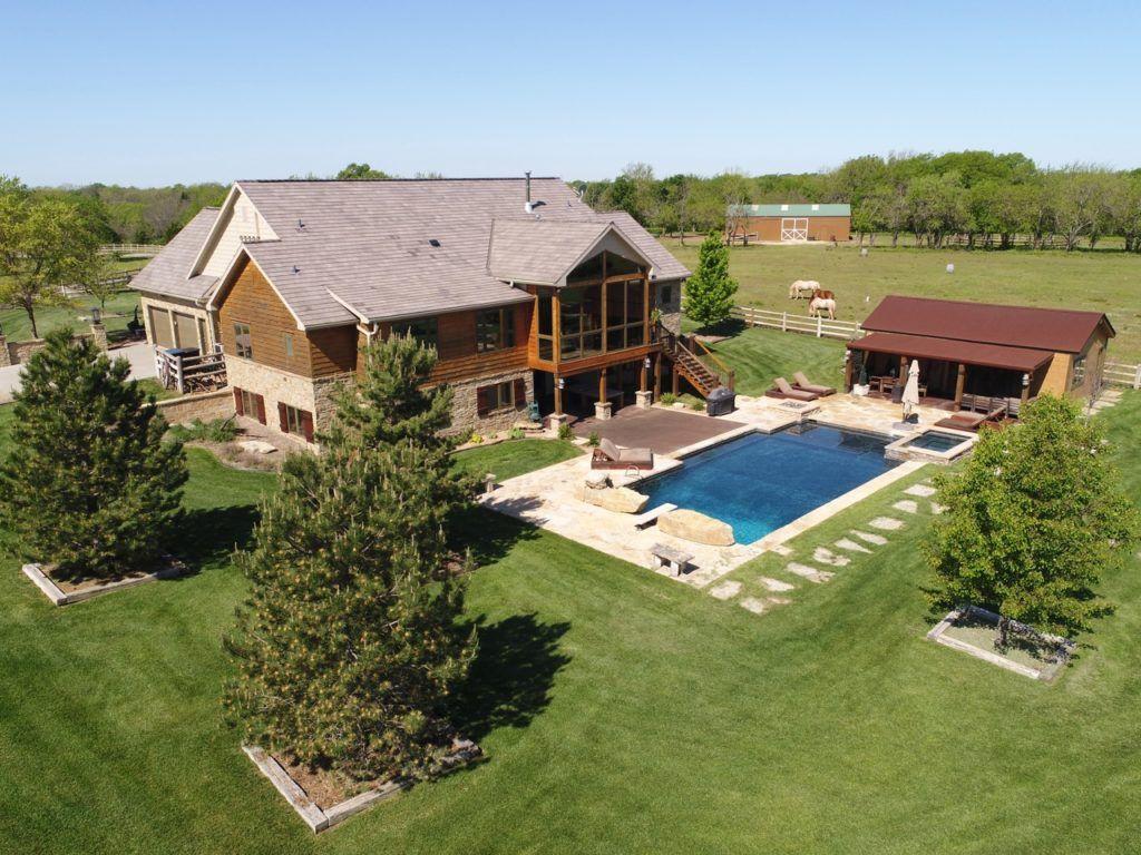 Premier Home on 220+ Acres, Hunting & RecreationButler