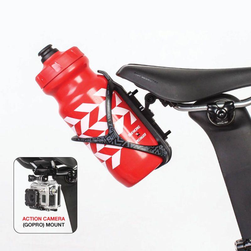 Bike Bicycle Saddle Mount Bottle Cage Holder Rear Bracket Rail Seat Adaptor 49g 8809311351601 Ebay Bicycle Saddles Bicycle Bicycle Water Bottle Holder