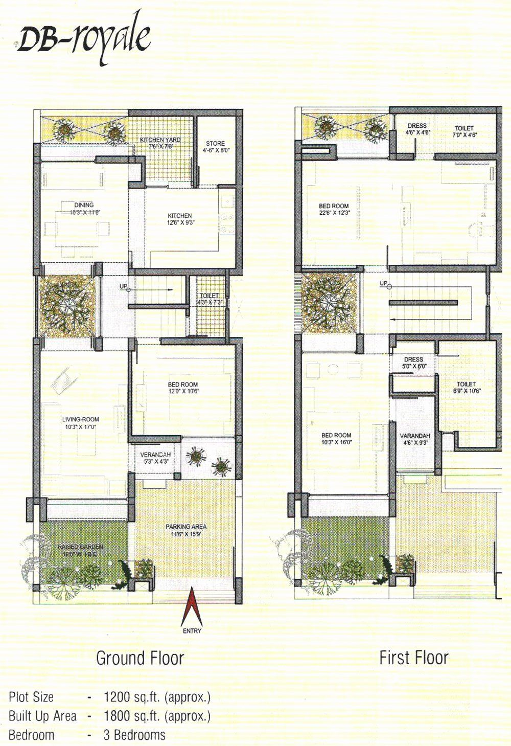 200 000 House Plans Lovely Square Foot House Plans Bedrooms With Basement Garage Top In 2020 Indian House Plans Duplex House Plans Modern House Plans