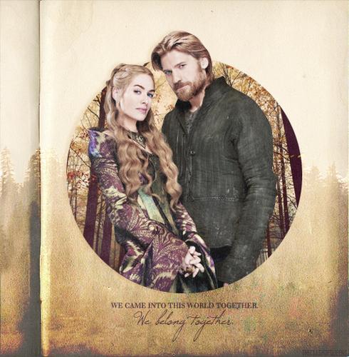 Game of Thrones Jaime & Cersei
