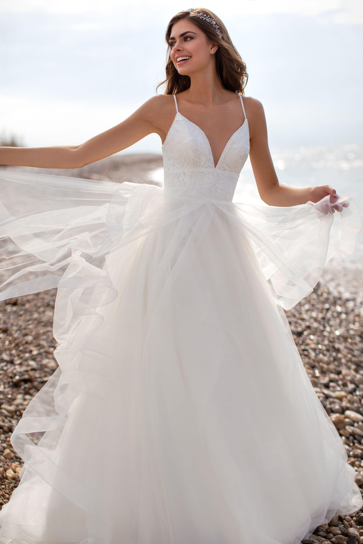 Pin auf Brautkleider für Prinzessinnen