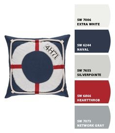 Chip It! By Sherwin Williams U2013 Nautical Colors