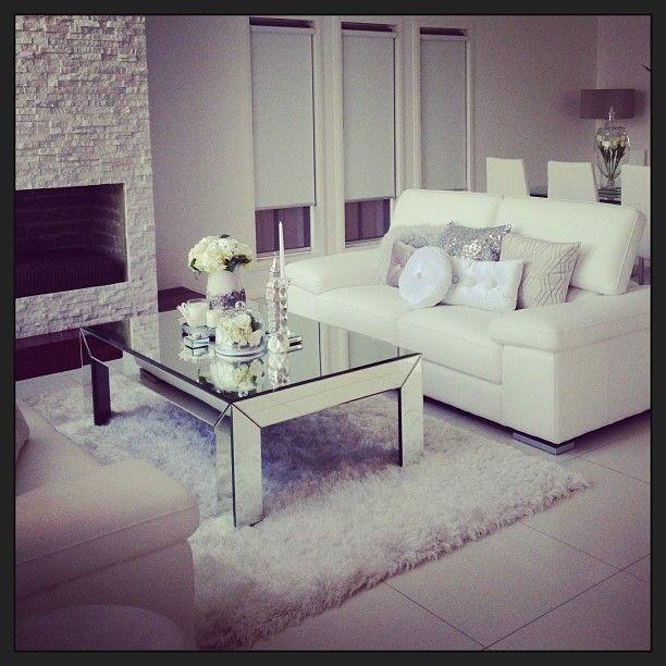 Home Goods Mirrored Furniture: Home Decor, Decor, Home