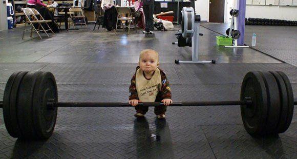 Naughty gym fun