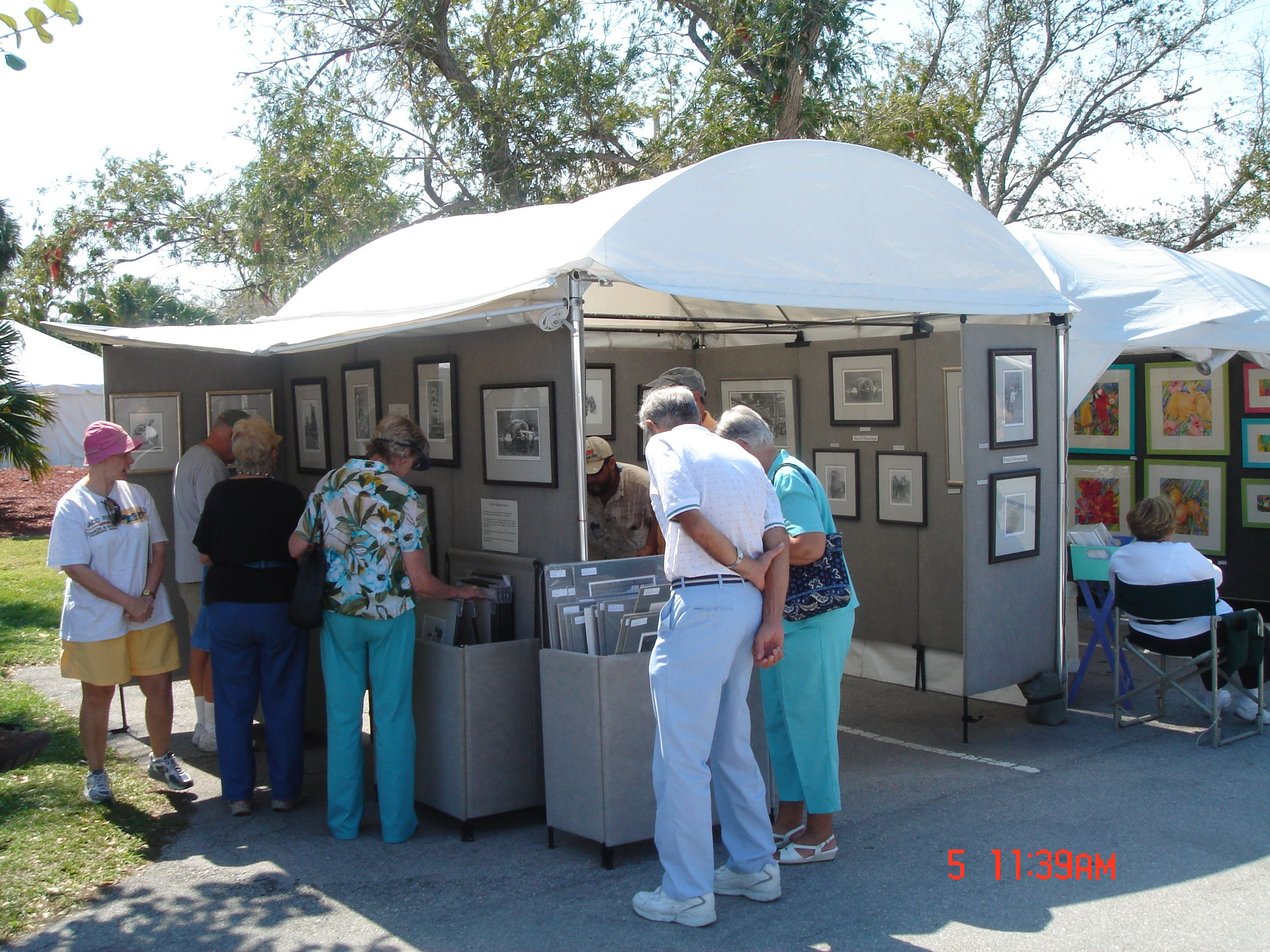 Showoff Art Canopy The Best Art Show and Fair Display Tents & Art Display Central Gallery | SHOWOFF™ Canopy | Pinterest ...