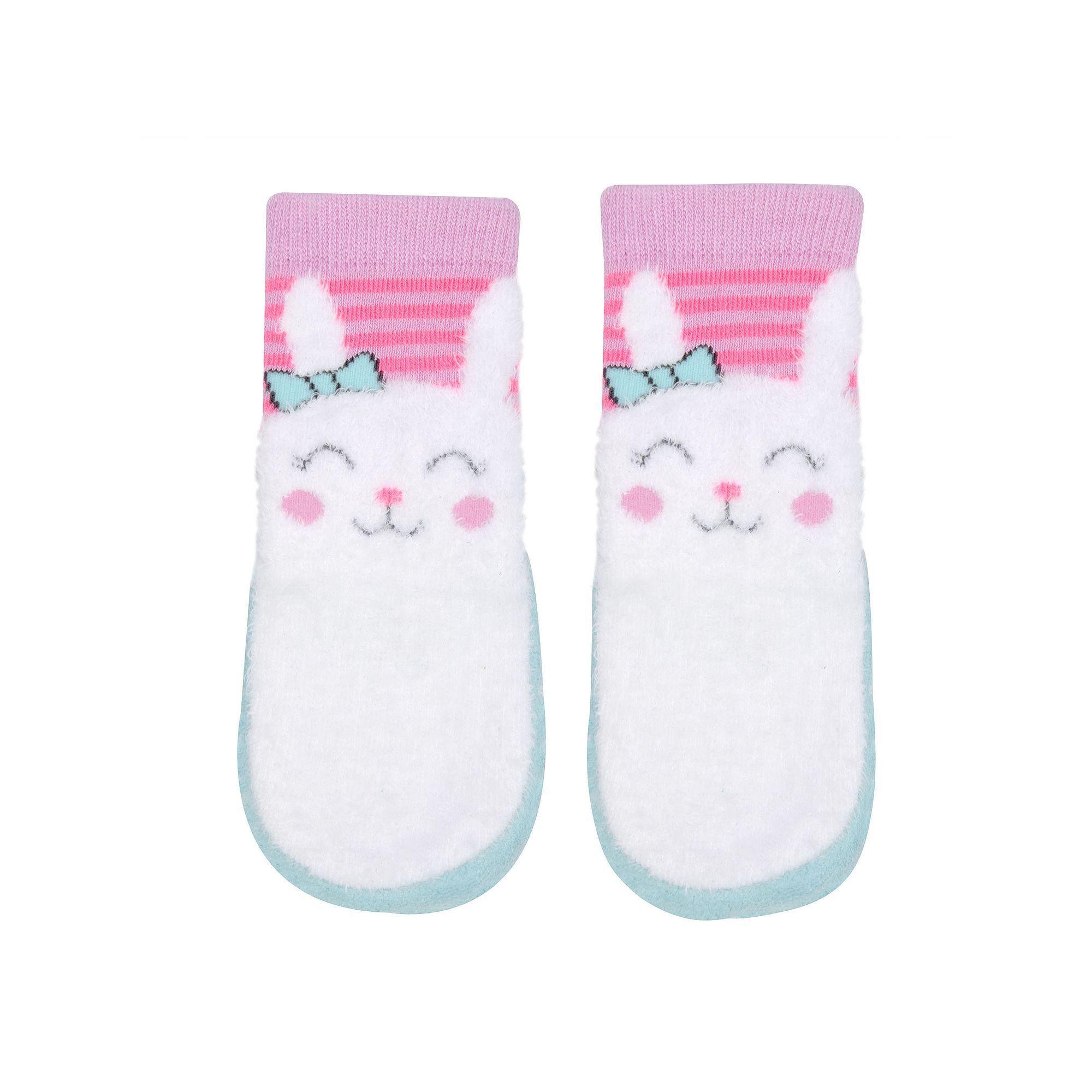 dfc002fafc8 Baby girl jumping beansbunny slipper socks multicolor jpg 2000x2000 Girl  slipper socks