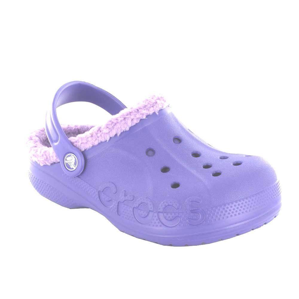 how do fuzzy crocs fit
