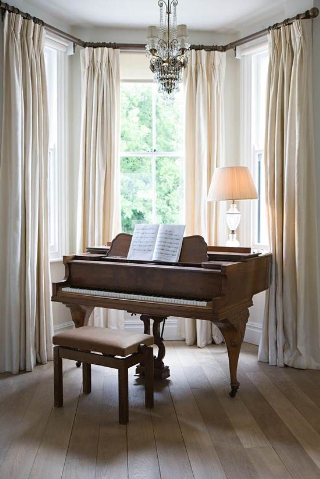 Window Seat Curtains bay window seat curtains - google search | for the home