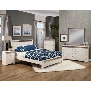 Sandberg Furniture Celeste Bedroom Set Stylish Bedroom Furniture