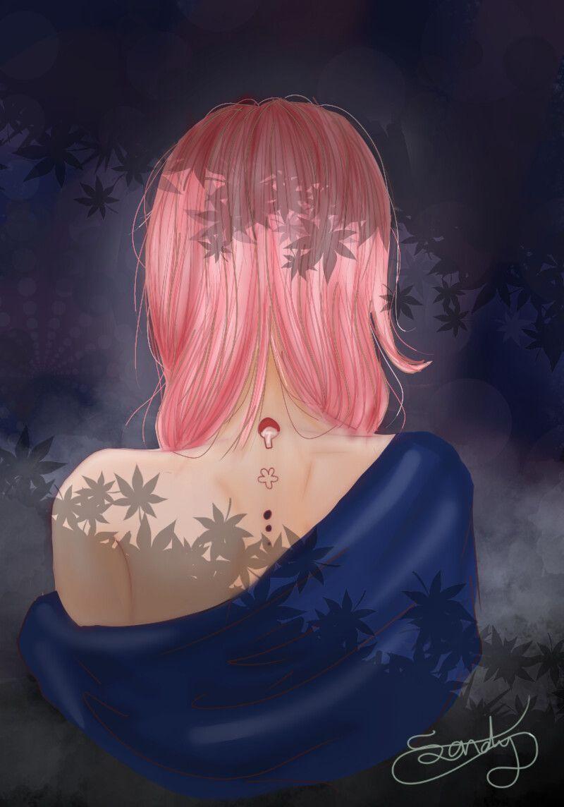 Sakura Uchiha, Sandy M.Khalil
