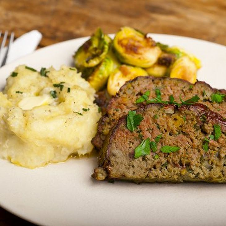 Easy Meatloaf, Food Recipes, Meat
