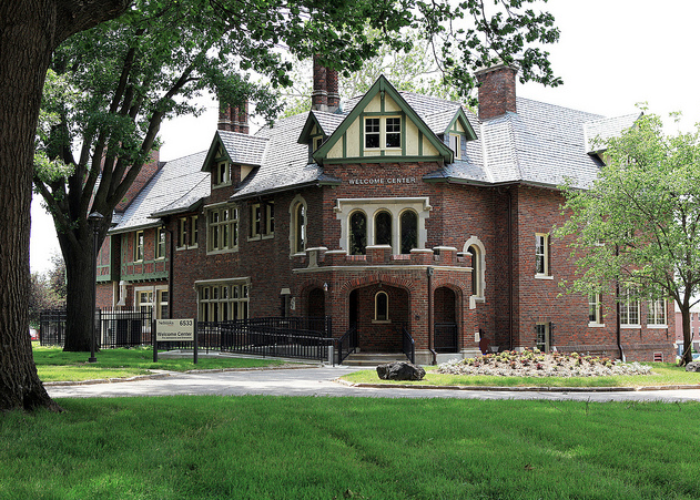 One of the only original annexed homes on the west end of