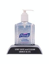 Purell Desk Holder W Purell Instant Hand Sanitizer Custom