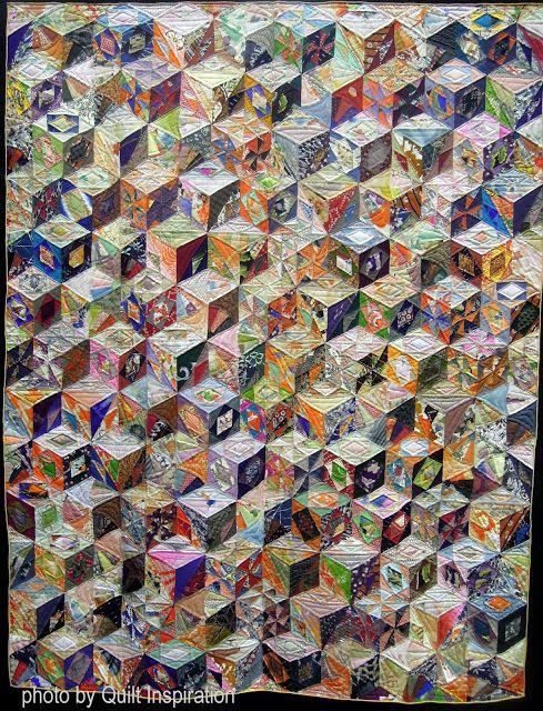 """Child, 68 x 85"""", by Junko Isawa (Japan)"""