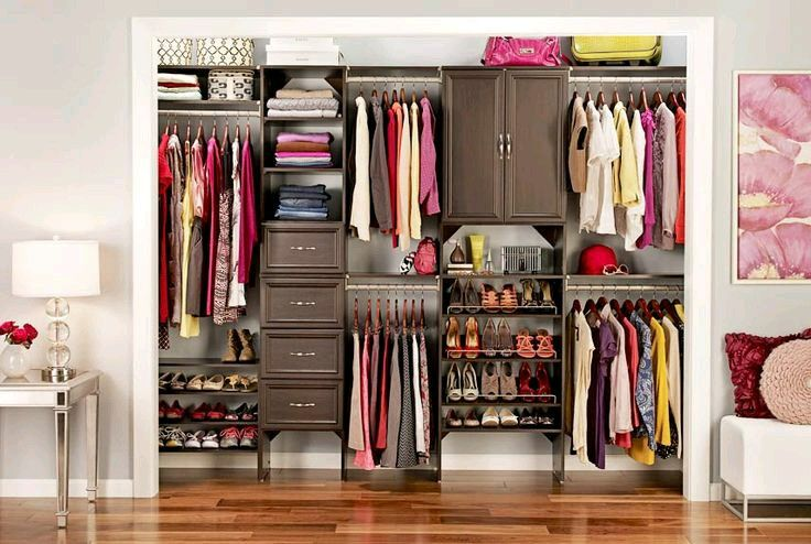 Making The Most Of Your Bedroom Closet Space
