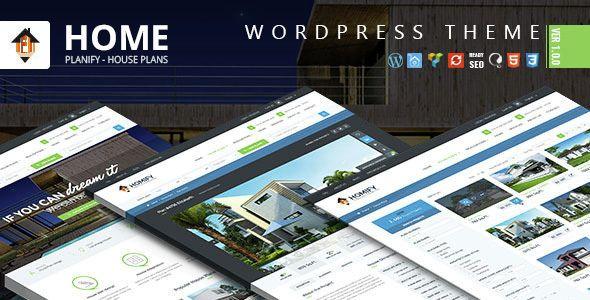 Home Planify WordPress Real Estate Theme Real Estate Wordpress