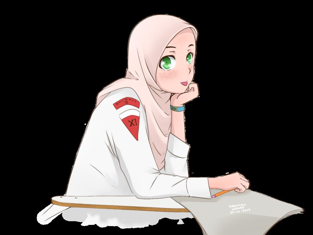 Uniform SMK Hijab By Hakimizu