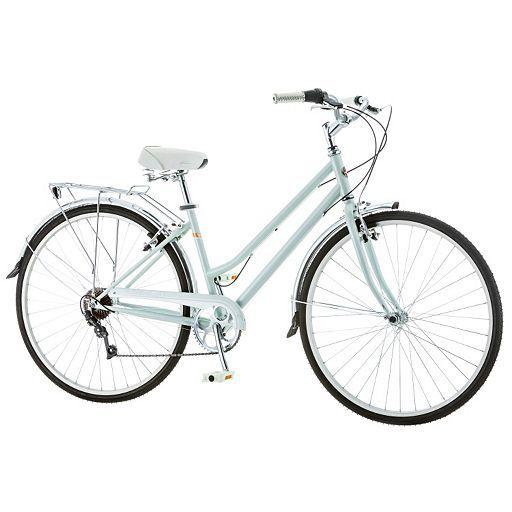 Women S Schwinn Wayfarer 700c Retro City Bike Comfort Bike City Bike Women Hybrid Bike