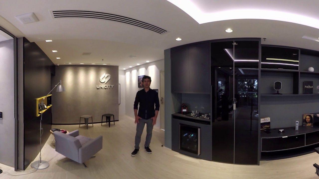 Video de Realidade Virtual -  Unicity