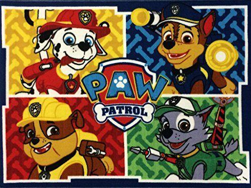 paw patrol room decor paw patrol bedding sets tapetes. Black Bedroom Furniture Sets. Home Design Ideas