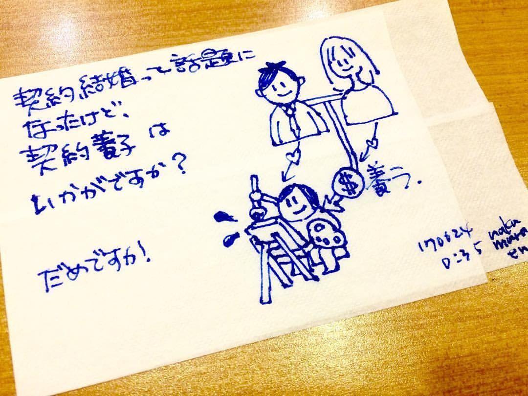 契約結婚が話題になりましたが契約養子はいかがですかだめですか  #art #artist #アート #picture #絵 #絵画 #イラスト #illustration #painting #artwork #drawing #漫画 #manga #cartoon #オリジナル #original #言葉 #詩 #poem #poetry