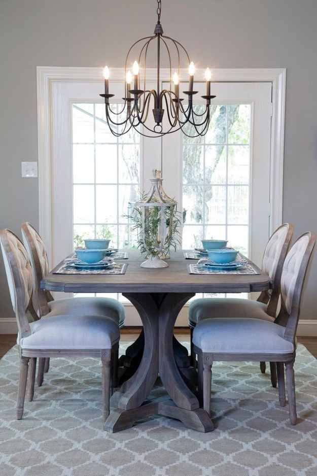 23 Cheap Upgrades That Will Actually Increase The Value Of Your Home Dinning Room ChandelierMetal ChandelierDining