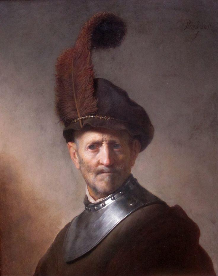Rembrandt Museer Malerkunst Malerier