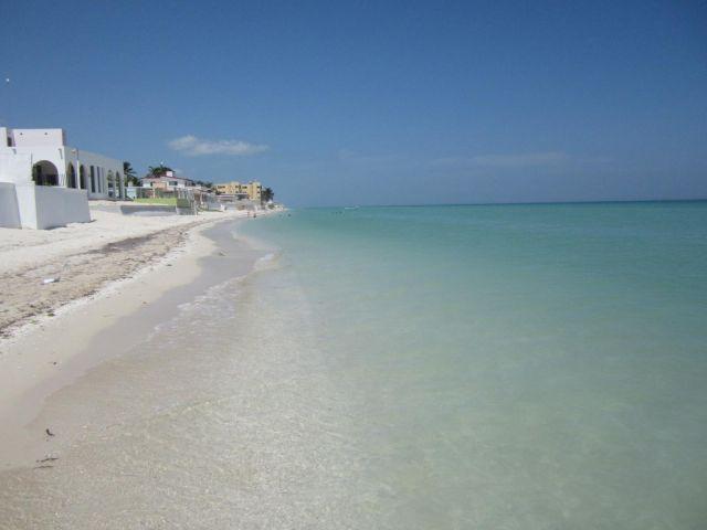 Puerto Chuburna, Yucatan | places | Mexico house, Travel