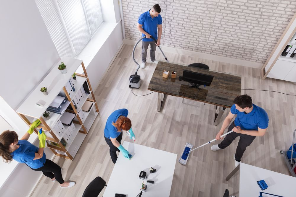 Why Should People Opt For House Cleaning Maids Commercial