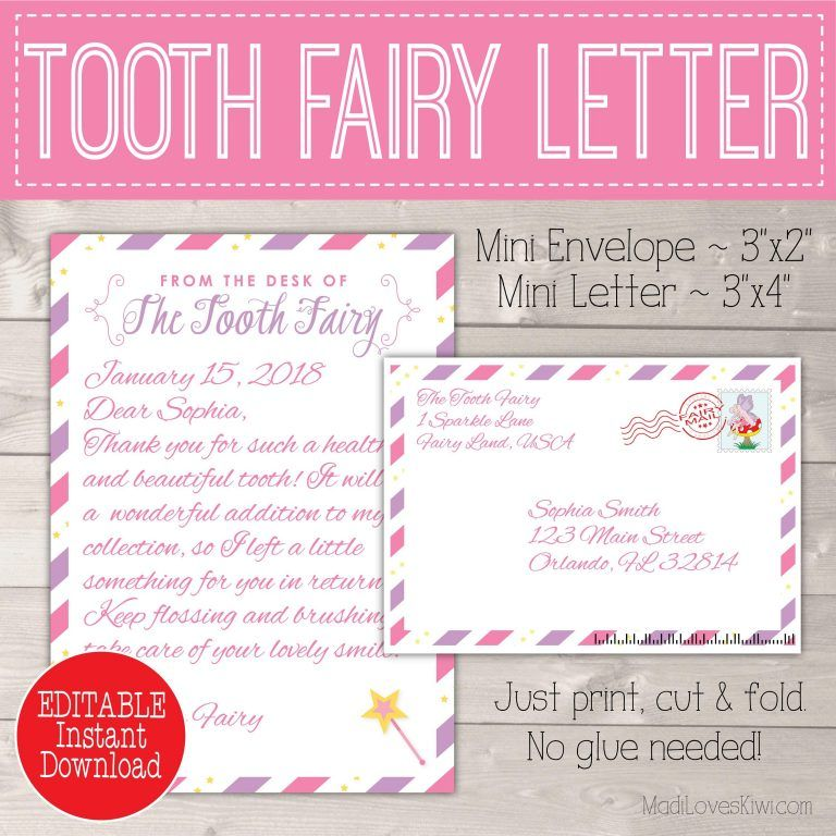 Tooth Fairy Receipt And Many Other Awesome Printables Kid Stuff Pertaining To Tooth Fair Tooth Fairy Letter Template Tooth Fairy Letter Tooth Fairy Certificate