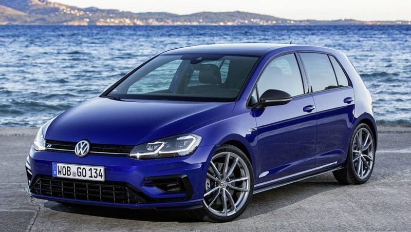 2018 Volkswagen Golf R Review And Price In 2020 Volkswagen Golf Volkswagen Golf R Volkswagen